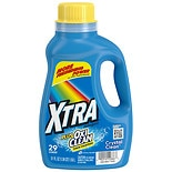 Xtra Plus OxiClean Liquid Detergent Crystal Clean