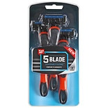 Walgreens 5 Blade Disposable Razor