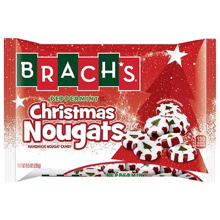 Brach's Christmas Nougats Peppermint - 9.5 oz.