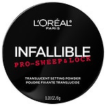 L'Oreal Paris Infallible Pro Sweep & Lock Loose Setting Powder Translucent