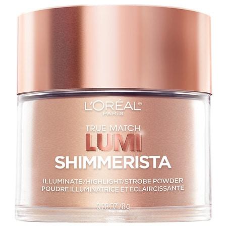 L'Oreal Paris True Match Lumi Shimmerista Highlighting Powder - 0.28 oz.