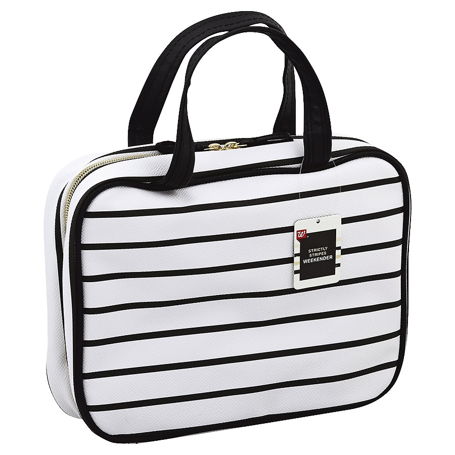 new products 931aa 1cd17 Walgreens Beauty Strictly Stripes Weekender1ea