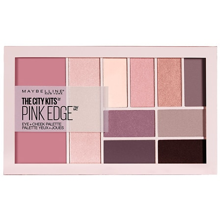 Maybelline The City Kits All-in-One Eye & Cheek Palette - 1 ea