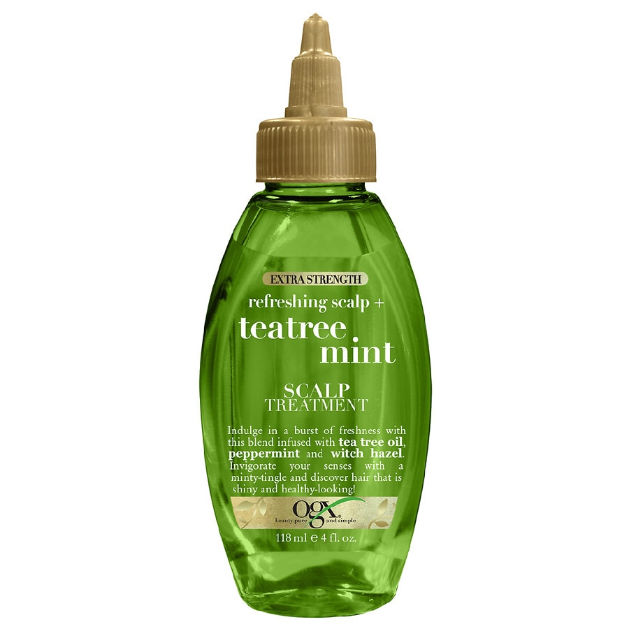 Ogx Tea Tree Mint Extra Strength Scalp Treatment4.0 Oz by Walgreens
