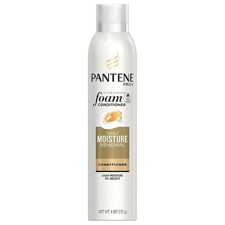 Pantene Daily Moisture Renewal Foam Conditioner - 6 oz.
