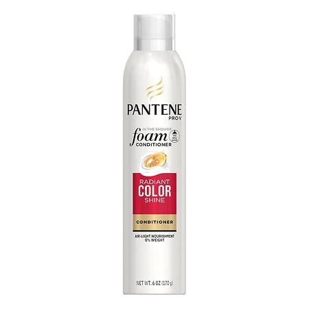 Pantene Radiant Color Shine Foaming Conditioner - 6 oz.