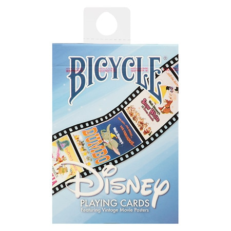 Bicycle Disney the Nightmare Before Christmas Playing Cards - 1 ea