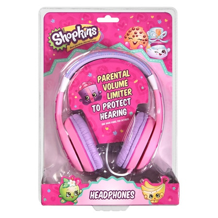 Shopkins Shopkins Headphones - 1 ea