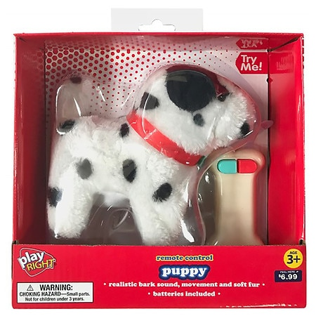 Playright Remote Control Puppy Assortment | Walgreens