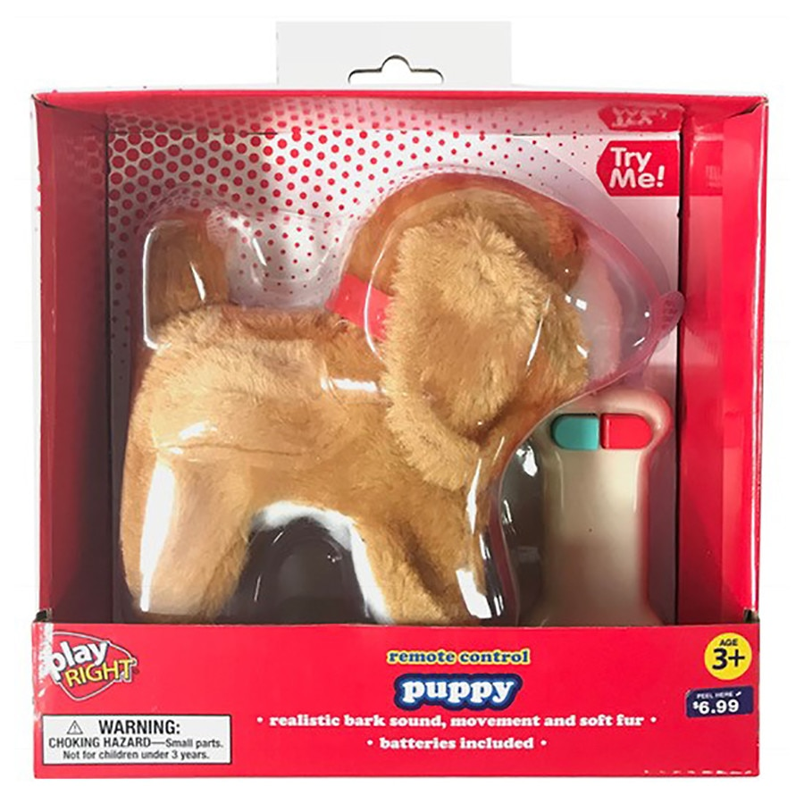 Playright Remote Control Puppy Assortment Walgreens