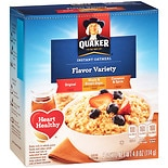 Quaker Oats Instant Oatmeal Assorted