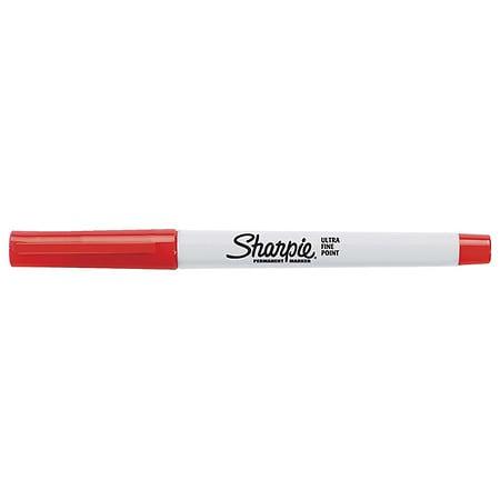 Sharpie Permanent Marker Ultra Fine Point - 1 ea