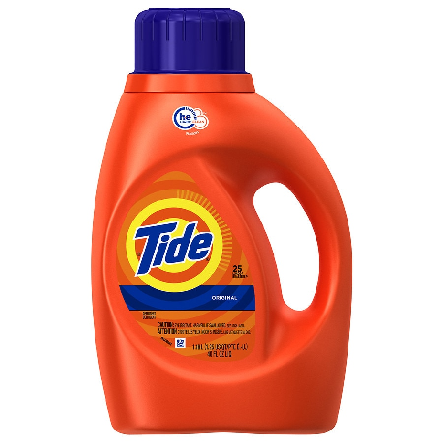 Tide High Efficiency Liquid Detergent Original40.0 fl oz(1.18L)