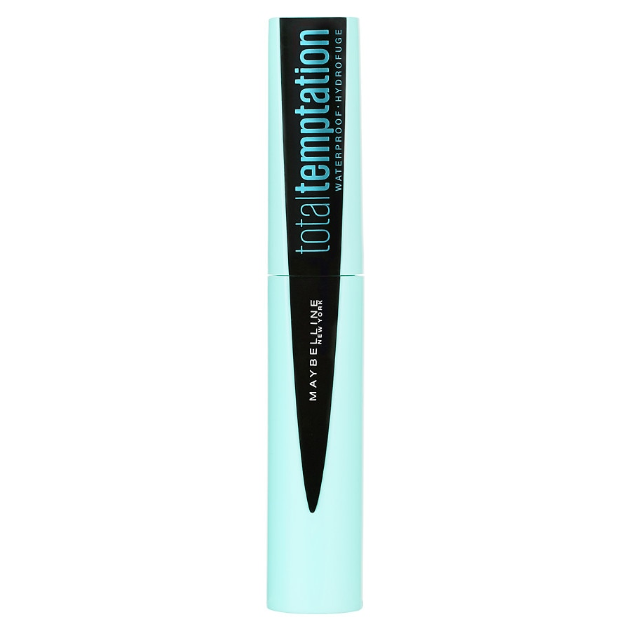 09c1fa68ab9 Maybelline Total Temptation Waterproof Mascara, Very Black | Walgreens