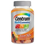 Centrum Multivitamin Gummies for Adults 50+ Assorted
