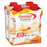 Premier Protein High Protein Shakes Caramel
