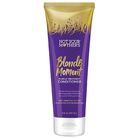 Not Your Mother's Blonde Moment Treatment Conditioner - 8 fl oz