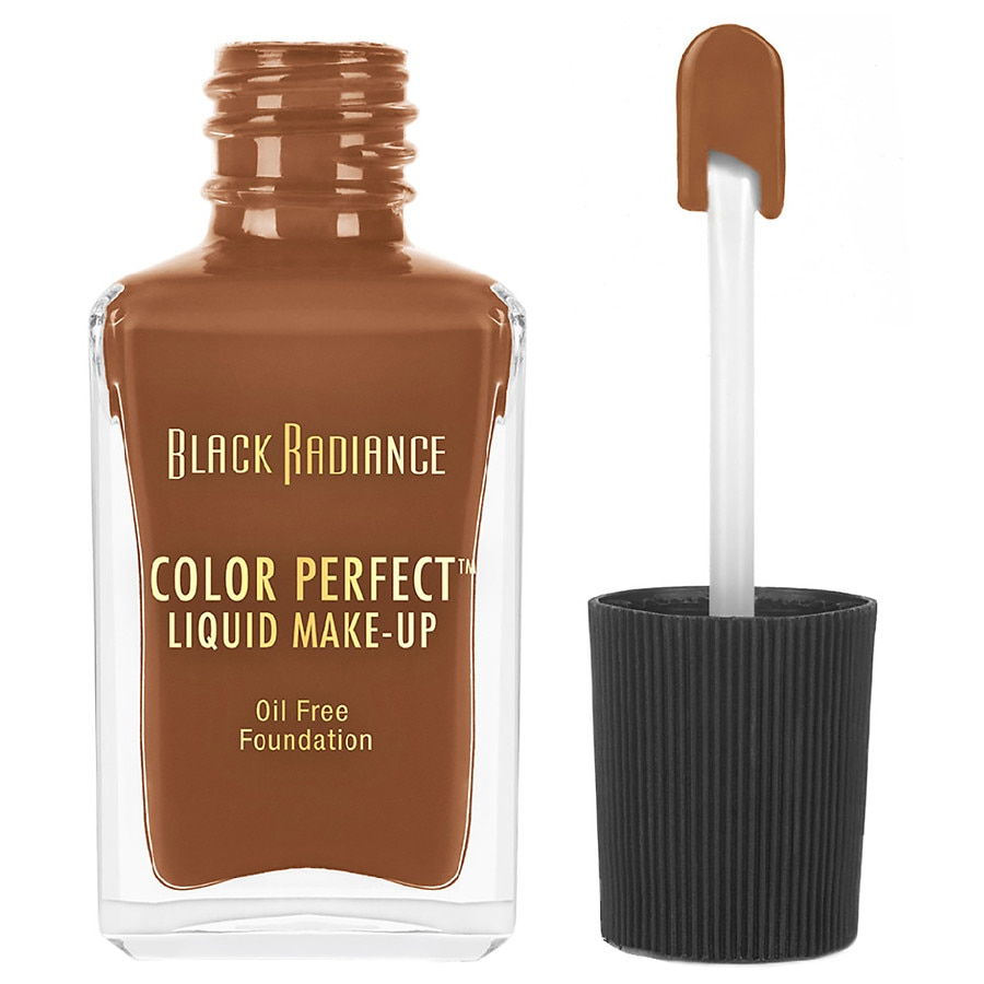 Color Perfect Liquid Make-Up by black radiance #18