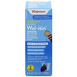 Walgreens Wal-Itin Children's Allergy Loratadine Oral Solution Grape
