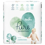 Pampers Pure Protection Diapers Size 4