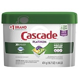 Cascade Platinum ActionPacs Dishwasher Detergent Lemon