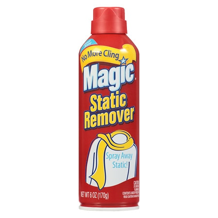 Magic Static Remover Fresh Scent - 6 oz.