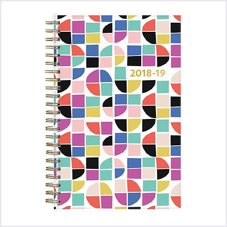 Blue Sky Weekly/Monthly Planner 3x6 inch - 1 EA