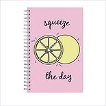 Blue Sky Planner Squeeze the Day 5x8 inch