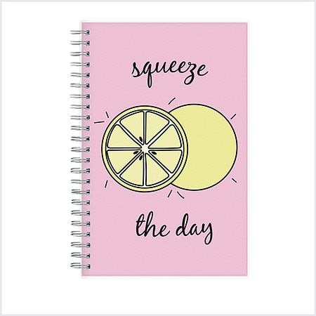 Blue Sky Planner Squeeze the Day 5x8 inch - 1 EA