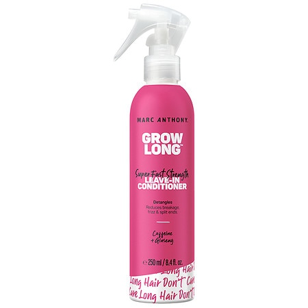 Marc Anthony True Professional Strengthening Grow Long Super Fast Strength Leave-in Conditioner - 8.4 fl oz