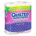 Quilted Northern Ultra Plush 6 Mega Roll
