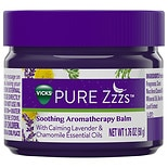 Vicks PURE Zzzs Soothing Aromatherapy Balm Chamomile & Lavender