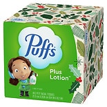 Puffs Plus Facial Tissue