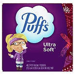 Puffs Ultra Soft Facial Tissue