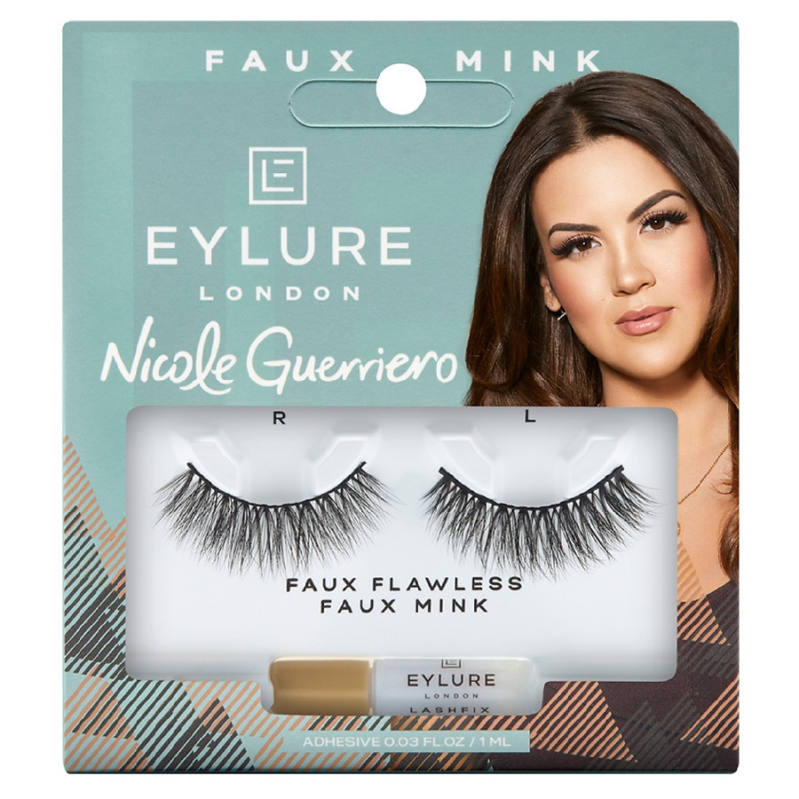 73cdea8edd8 Eylure Faux Flawless Lashes by Nicole Guerriero | Walgreens