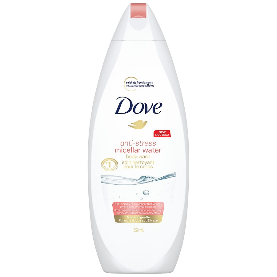 Dove Micellar Water Body Wash Walgreens