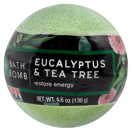 Nature's Beauty Eucalyptus & Tea Tree Bath Bomb - 4.6 oz.