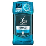 Degree Men Advanced Protection Antiperspirant Deodorant Invisible Solid Cool Rush