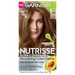 Garnier Nutrisse Ultra Coverage Hair Color Candied Cashew 700 Deep Dark Natural Blonde