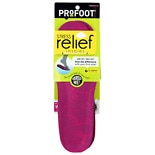 ProFoot Stress Relief Insole Women's Sizes 6-10