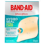Band-Aid Hydro Seal Bandages Extra Large