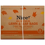 Nice! Lawn & Leaf Bags 30 gallon