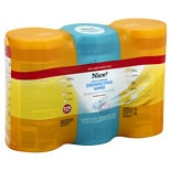 Nice! Disinfectant Wipes 75 sheets