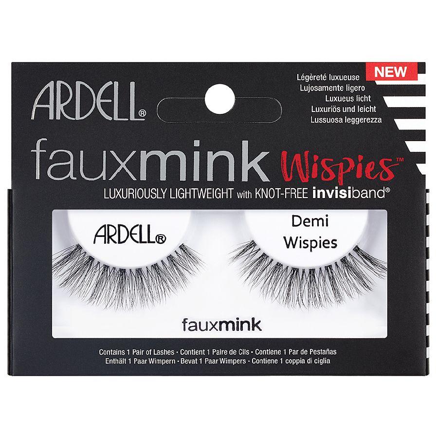 b977309461d Ardell Faux Mink Lashes Demi Wispies | Walgreens