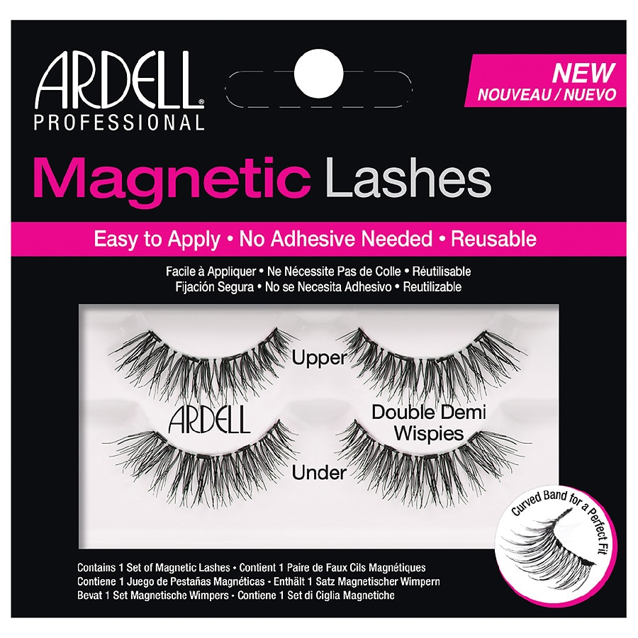 Ardell Magnetic Lashes Double Demi Wispies Walgreens