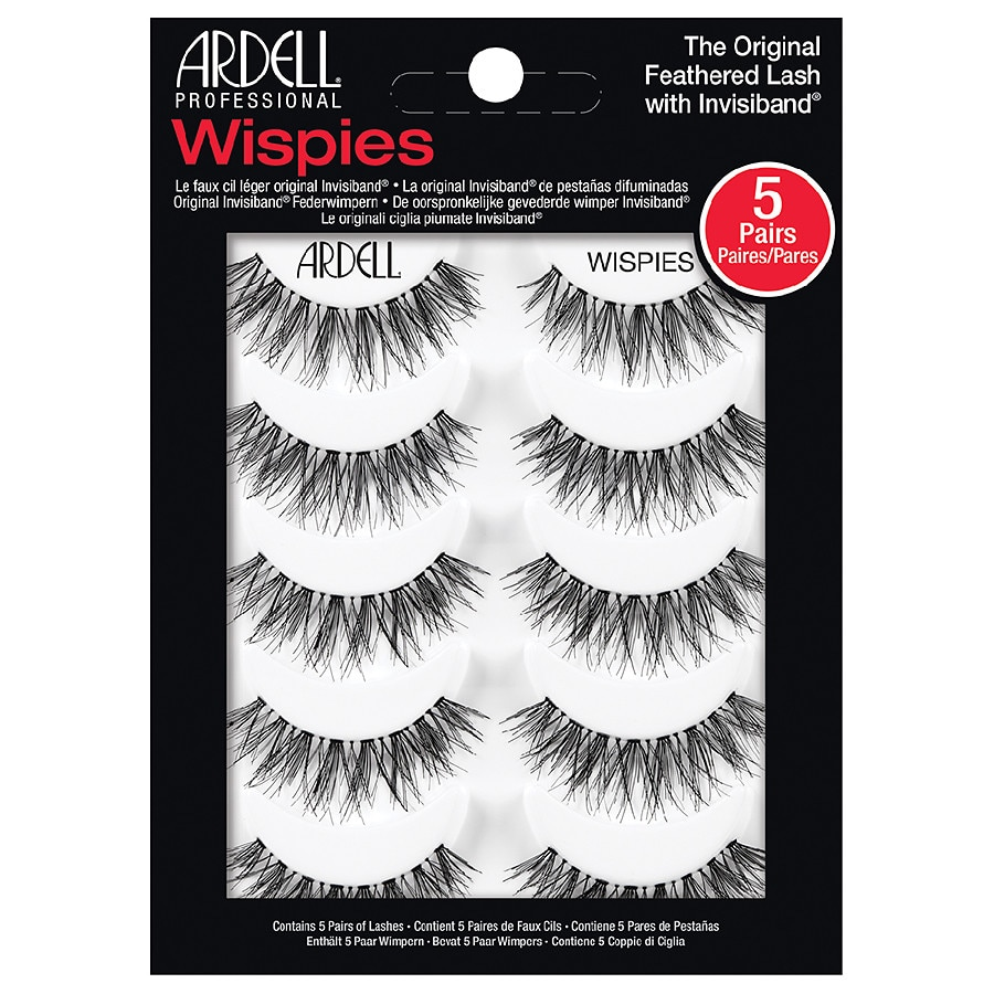 c1671399f8b Ardell Wispies Lashes Multipack | Walgreens