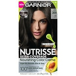 Garnier Nutrisse Ultra Coverage Hair Color Deep Soft Black (Black Sesame) 200