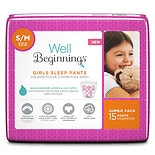 Well Beginnings Girls Sleep Pants Small/ Medium