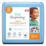 Well Beginnings Boys Training Pants 2T/ 3T