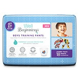 Well Beginnings Boys Training Pants 4T/ 5T